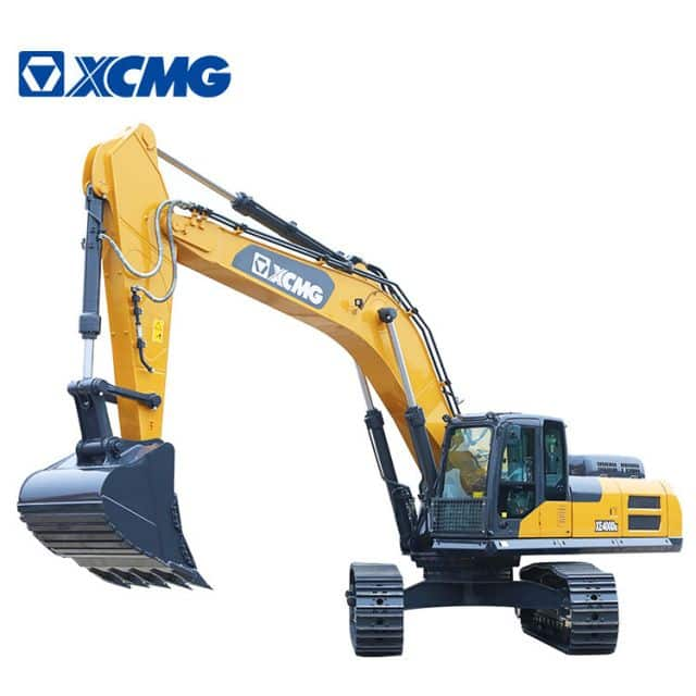 XCMG Heavy Excavator 40t Hydraulic Digger 2cbm Bucket 222kW Engine For Construction Mining XE400DK