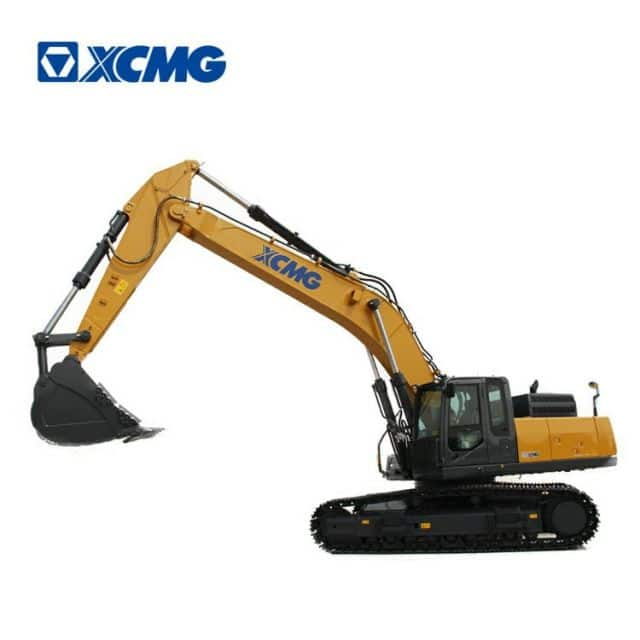 China Top Brand XCMG Heavy Excavator 50 Ton Crawler Excavator Machine XE550DK Factory Price For Sale