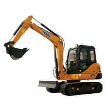 XCMG Official XE55D Crawler Excavator for sale
