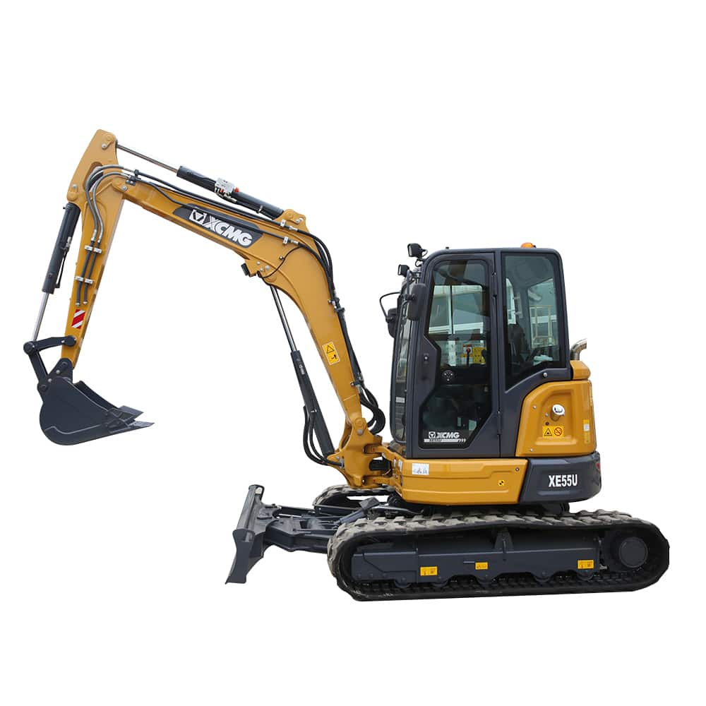 XCMG Official XE55U Crawler Excavator for sale