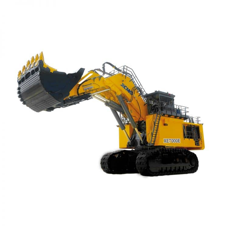 XCMG Official 700ton Mining Excavator XE7000 for sale