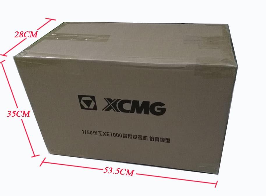 XCMG Crawler Excavator XE7000 Model(1:50)