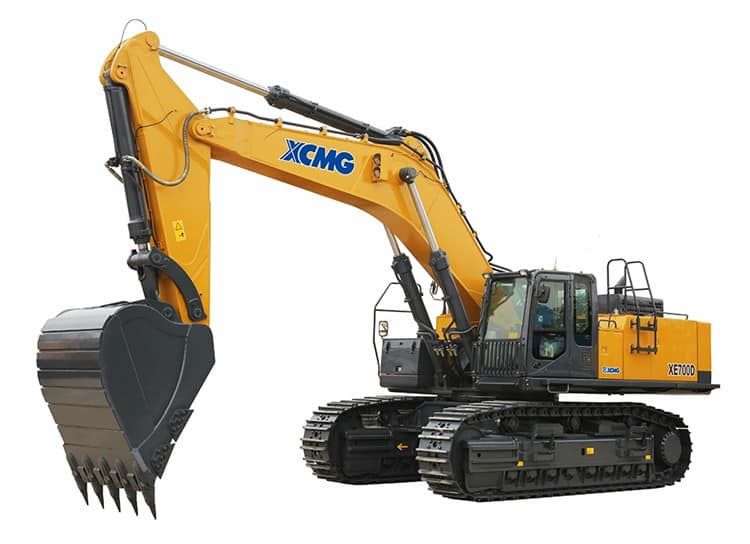 XCMG 70 Ton Large Crawler Mine Excavator Machine XE700D Price