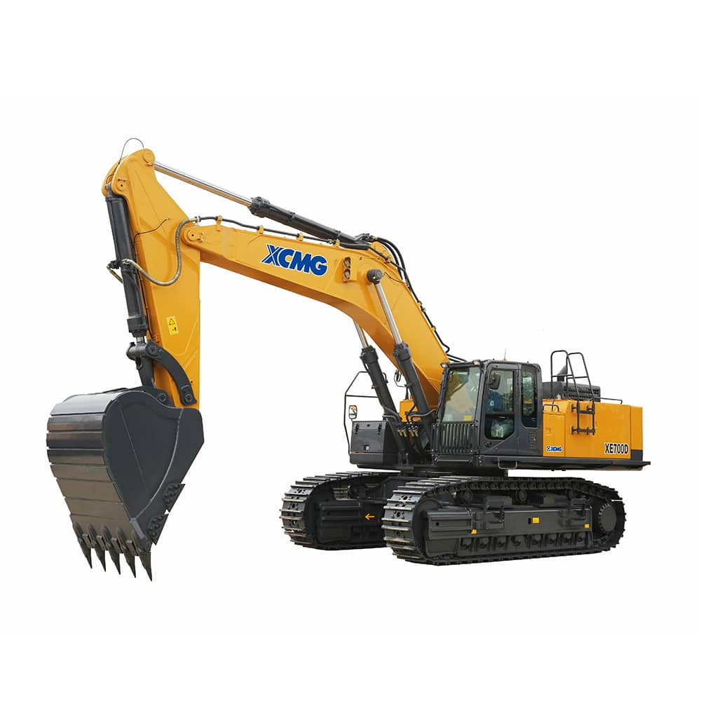 XCMG Official XE700D Crawler Excavator for sale