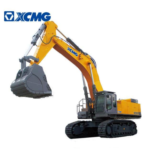 XCMG 90 Ton Mining Excavator Large Hydraulic Crawler Excavator XE900D With Cummins Engine Price