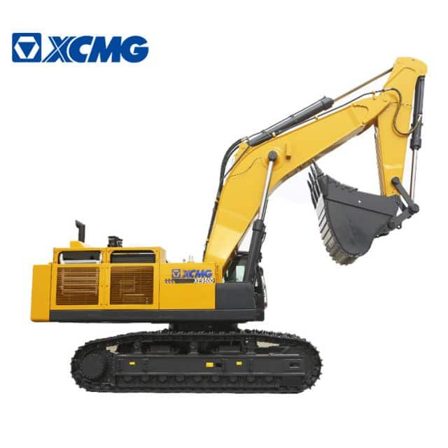 XCMG 90 Ton 6cbm Large Mining Crawler Excavator Machine XE950D With Cummins Engine For Sale