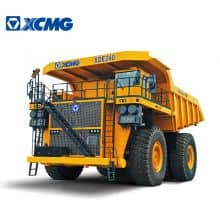 XCMG Official XDE240 Electric Coal Mining Mine Dump Truck 240ton Mining Dump Truck Price For Sale