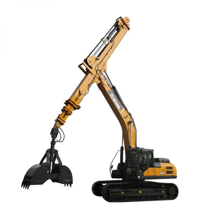 XCMG Official XEG2600 Telescopic Boom Excavators for sale