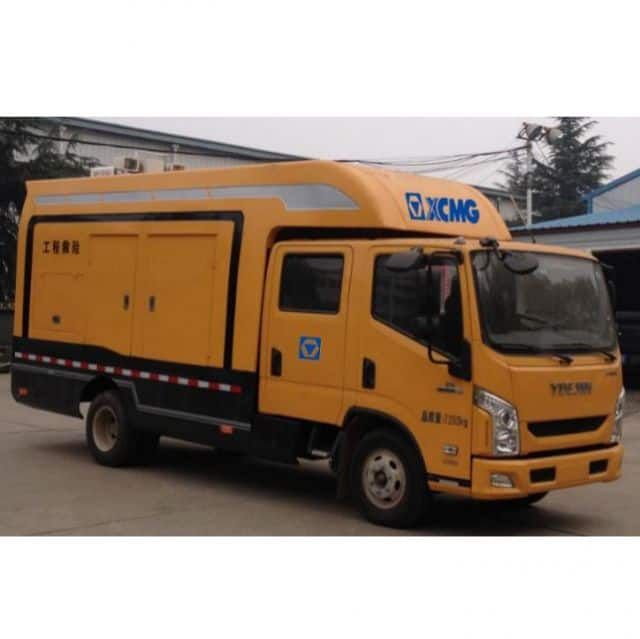 XCMG XFX705 Rescue vehicle (yellow brand)