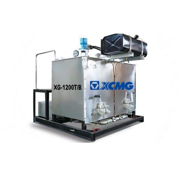 XCMG XG-1200T/B Energy-saving hydraulic two-cylinder hot melt kettle