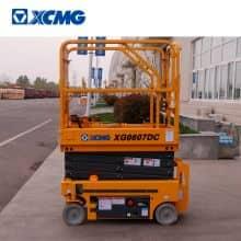 XCMG 6m scissor aerial work platform XG0607DC