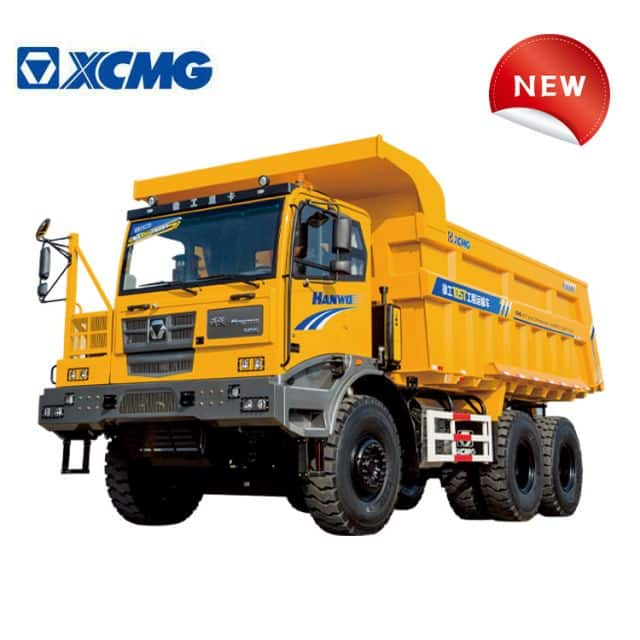 XCMG 100 ton off road widebody dump truck XG105 China new heavy mine dump truck