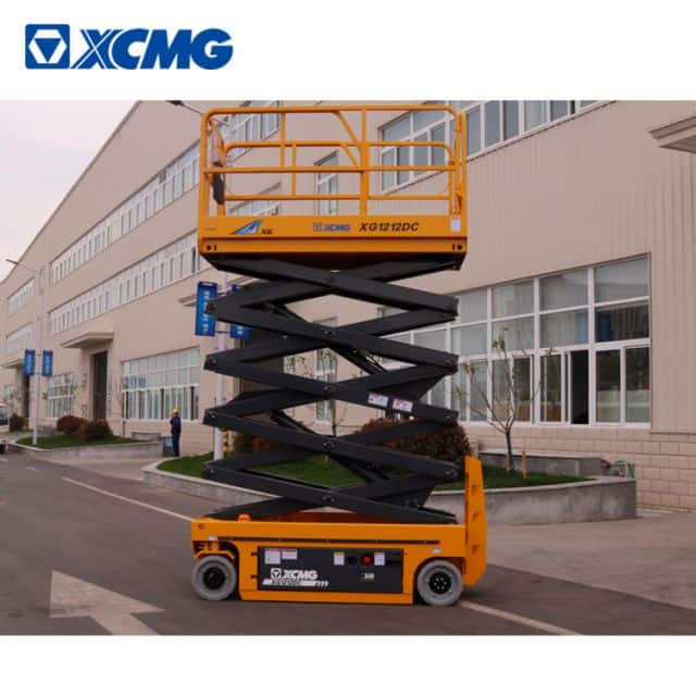 XCMG Manufacturer Table Lift XG1212DC China Brand 12m Electric Height Adjustable Table Lift Mechanis