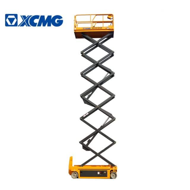 XCMG Manufacturer XG1612HD Brand New Hydraulic Scissor Lift with 16m High for Sale