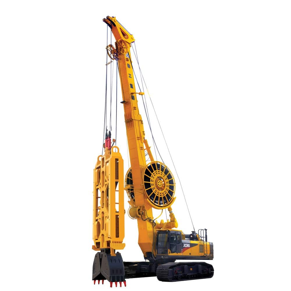 XCMG official underground diaphragm wall hydraulic grab XG600D for sale