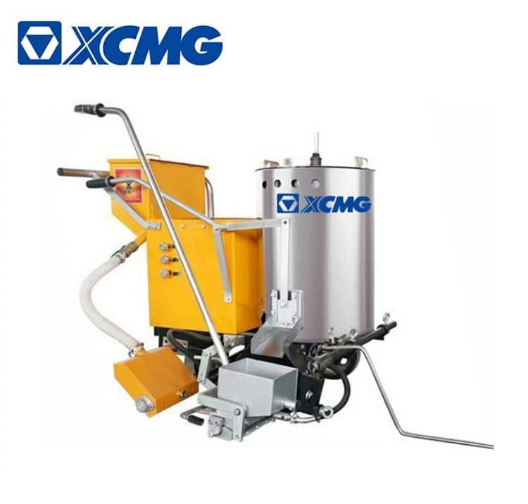 XCMG XG860 self propelled hot melt highway road line marking paint machine price