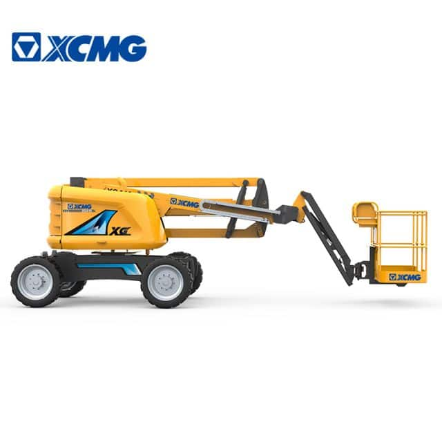 XCMG Brand XGA16 China 16m New Hydraulic Mobile Aerial Work Platform for Sale