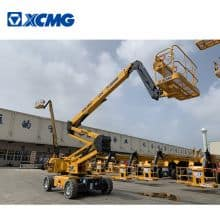 XCMG 20m mobile electric articulated aerial work platform XGA20AC