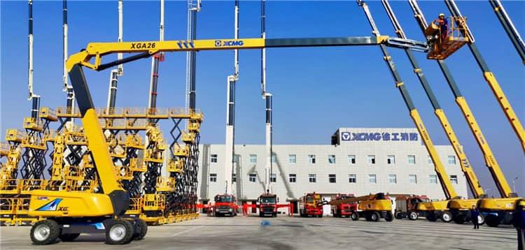 XCMG manufacturer 26m articulating boom lift XGA26 price