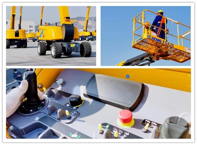 XCMG XGA26 Brand New 26m Aerial Articulating Arm Boom Platform for Sale