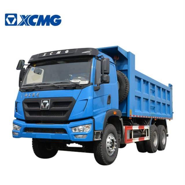 XCMG 371hp High Tip Dumper Trailer 42t 6*4 Hydraulic Dumper Big Trucks XGA3250D2WC For Cambodia Sale