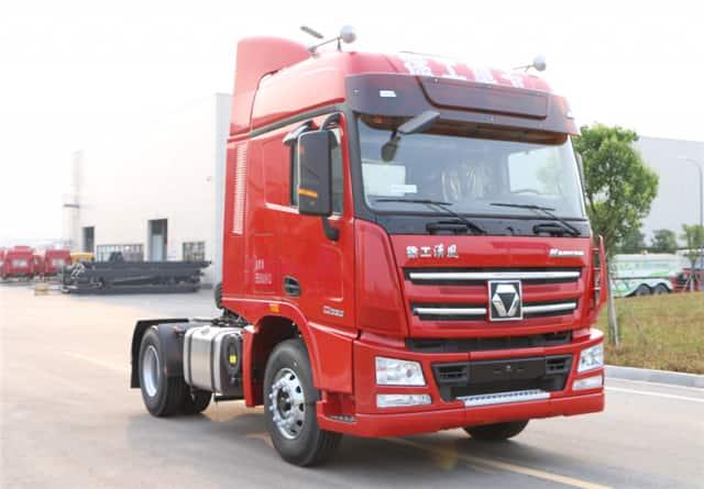 XCMG 35 Ton New Tractor Trucks 375hp XGA4180D3WA Truck Tractor 4*2 For Sale