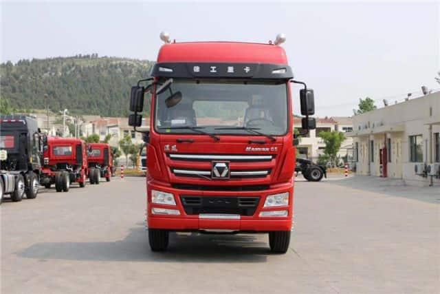 XCMG 350hp Trailer Truck Tractor 35 Ton XGA4181D5NA 4*2 Head Tractor Truck For Sale