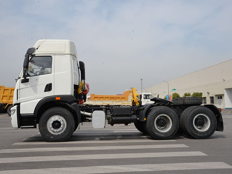 XCMG 6*4 370HP cheap tractor truck XGA4250D2KC China high quality heavy duty tractor truck for sale