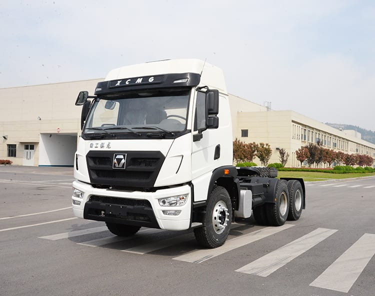 XCMG 6*4 stock tractor truck NXG4250D3KC tractor truck china tractors on sale
