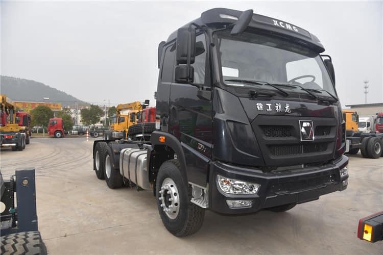 XCMG 80 Ton 371hp Tractor Head Truck Trailer XGA4250D2KC 6*4 Heavy Duty Trucks And Tractors For Sale