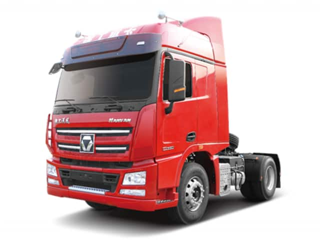 XCMG Brand 375 HP 4*2 New Mini Tractor Head 35 Ton Trailer Trucks NXG4250D3WA For Philippines Price
