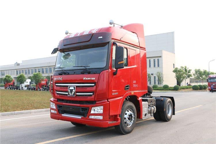 XCMG 35 Ton 4*2 Mini Tractor Truck Head 375 HP China Tractor Trucks Carrier NXG4250D3WA Prices