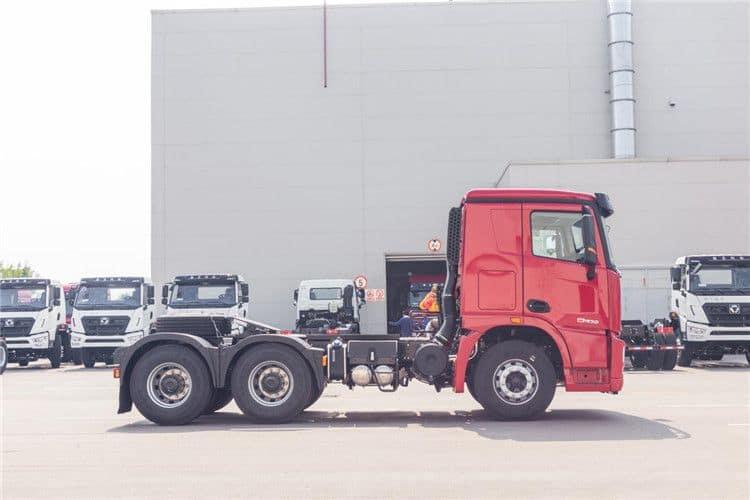 XCMG 46t 430hp Truck Tractor Carrier 6*2 Heavy Duty Trailer Truck NXG4250D3WB Kenya Trucks For Sale