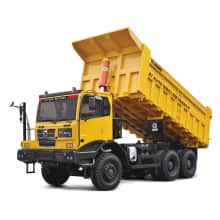 XCMG Official XGA5902D3T Pilotlessoff-Highway Dump Truck for sale