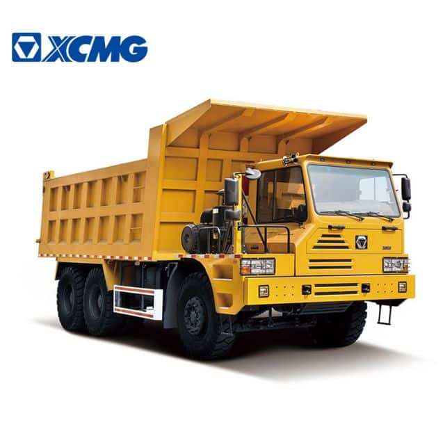 XCMG Truck Dumper XGA5904D3T Off Road 6×4 New 90 ton Dumper Trucks 538HP Dumper Trucks For Sale