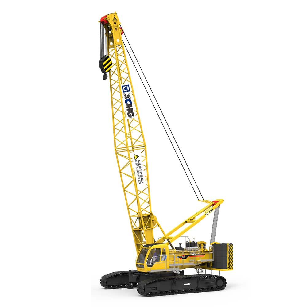 XCMG Official XGC100 Crawler Crane for sale