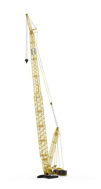 XCMG Official XGC11000 Crawler Crane for sale