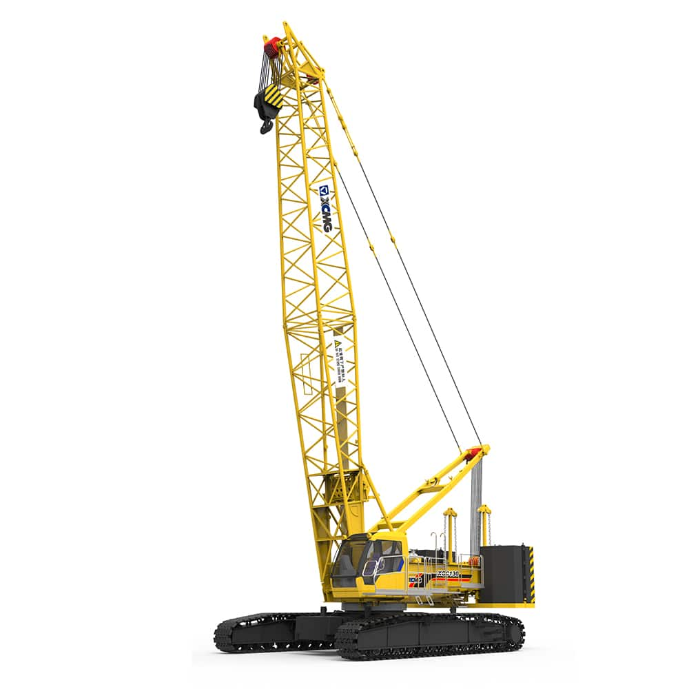 XCMG Official XGC130 Crawler Crane for sale