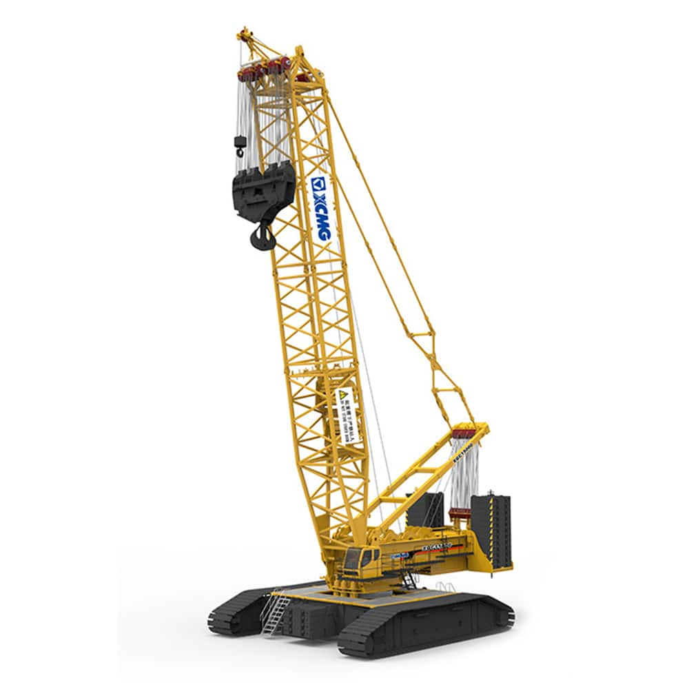 XCMG Official XGC16000 Crawler Crane for sale