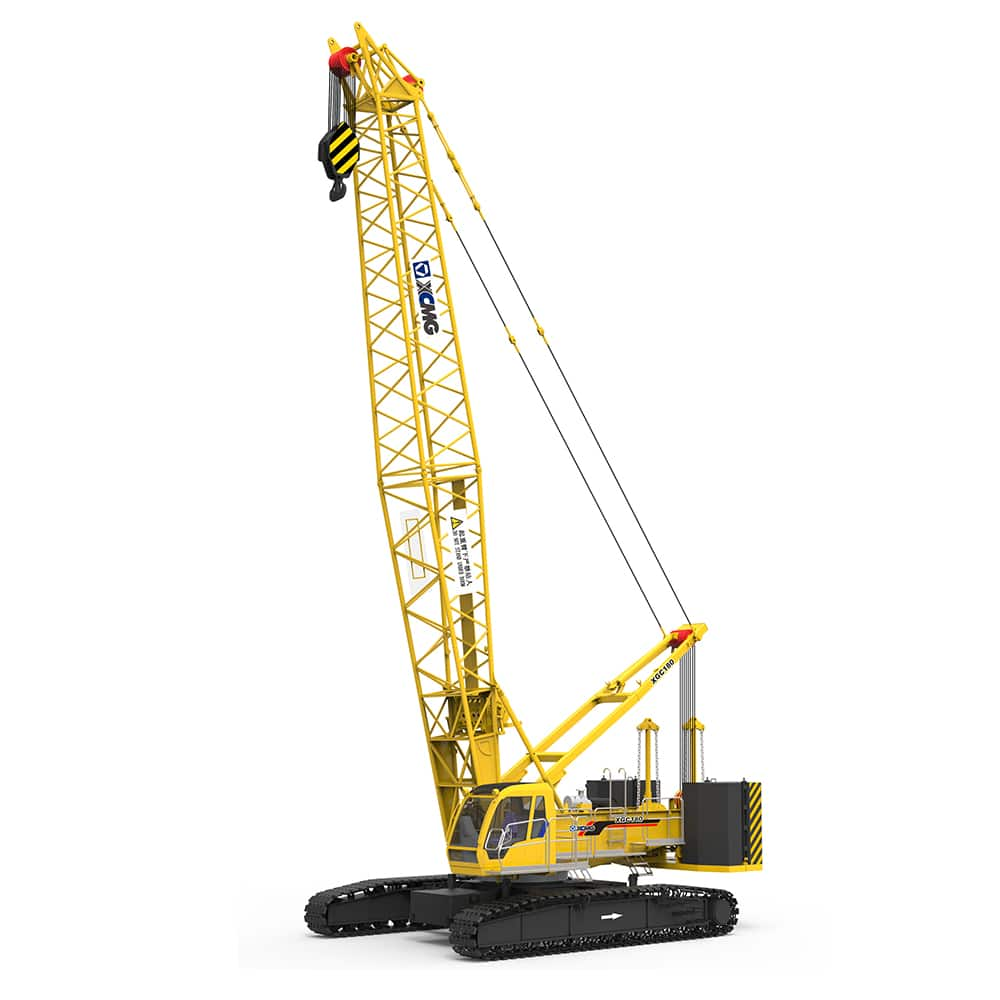 XCMG Official XGC180 Crawler Crane for sale