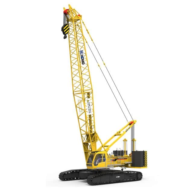 XCMG Official 180 ton construction Crawler Crane XGC180 crane crawler machine price