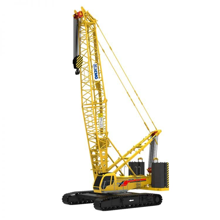 XCMG Official XGC200 Crawler Crane for sale