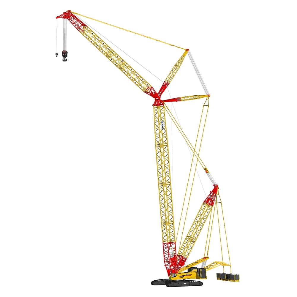 XCMG Official XGC650 Crawler Crane for sale