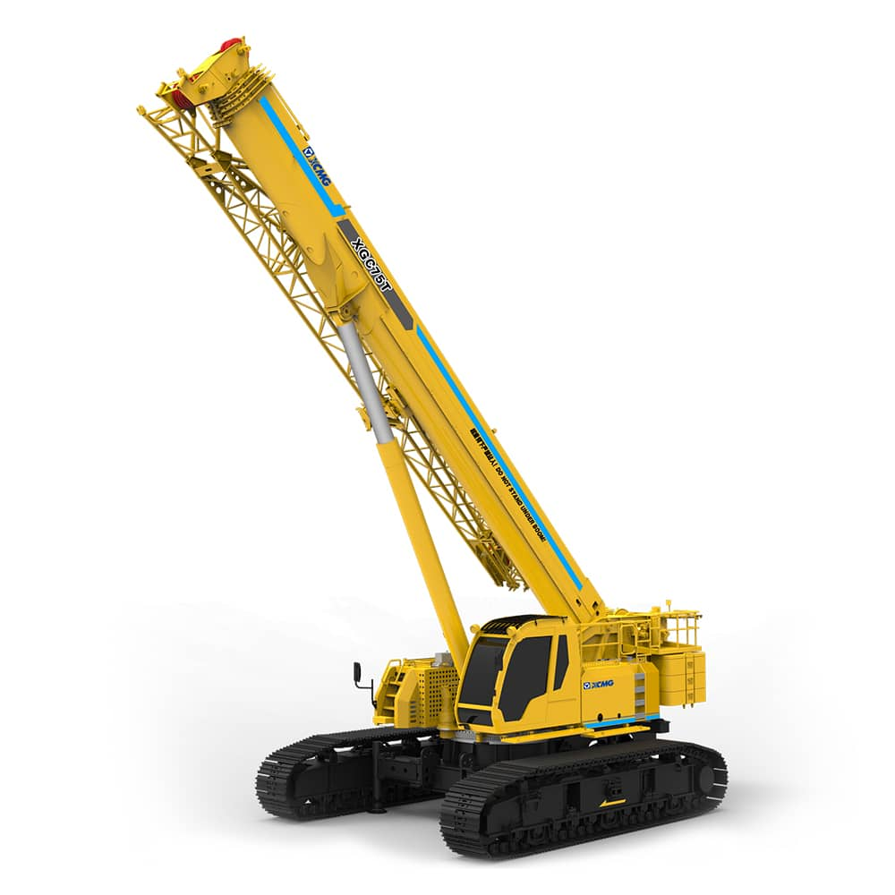 XCMG Official XGC75T Crawler Crane for sale