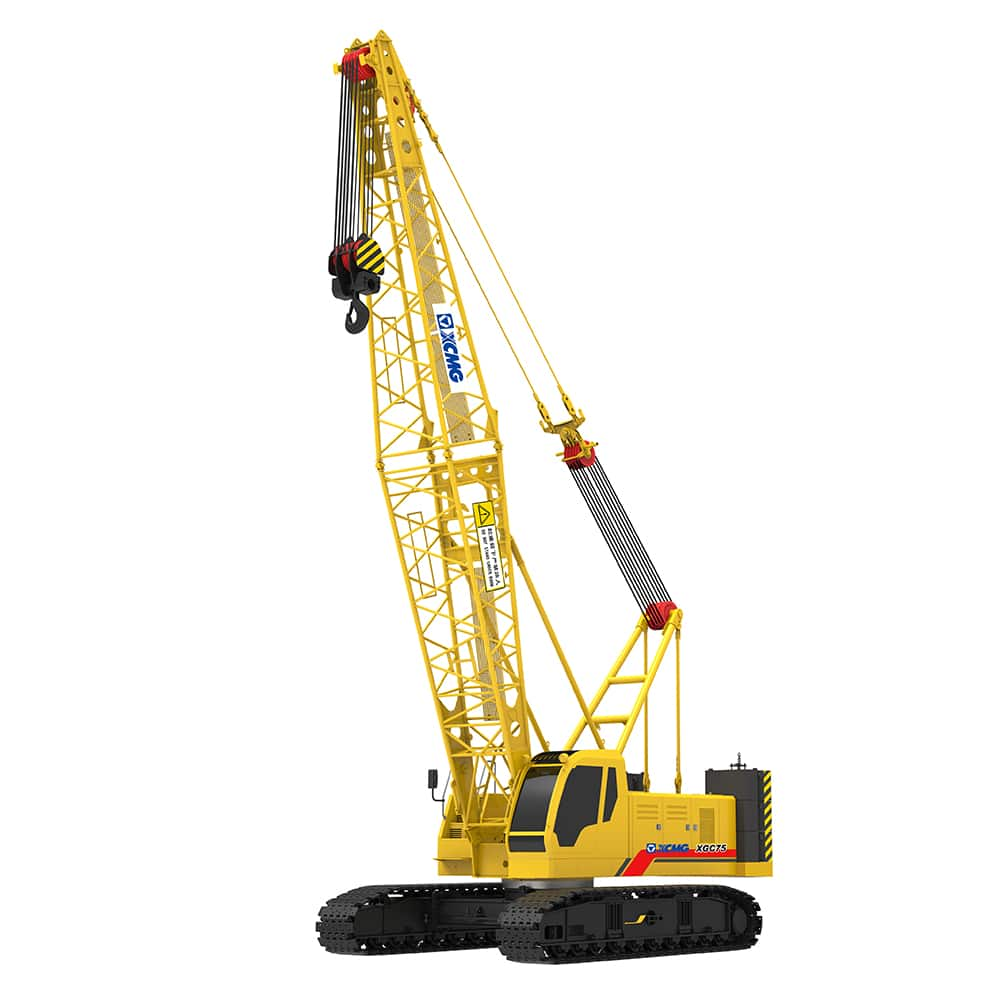 XCMG Official XGC75 Crawler Crane for sale