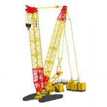 XCMG Official XGC800 Crawler Crane for sale