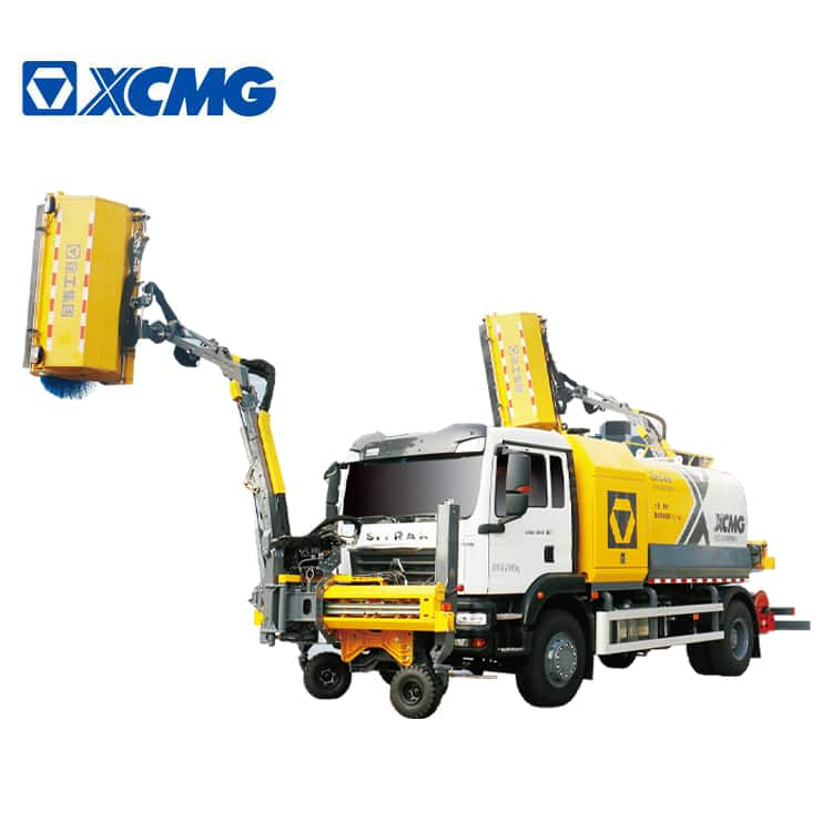 XCMG official 4*2 cleaning truck XGH5180TXQZ6 China new cleaning truck for wall