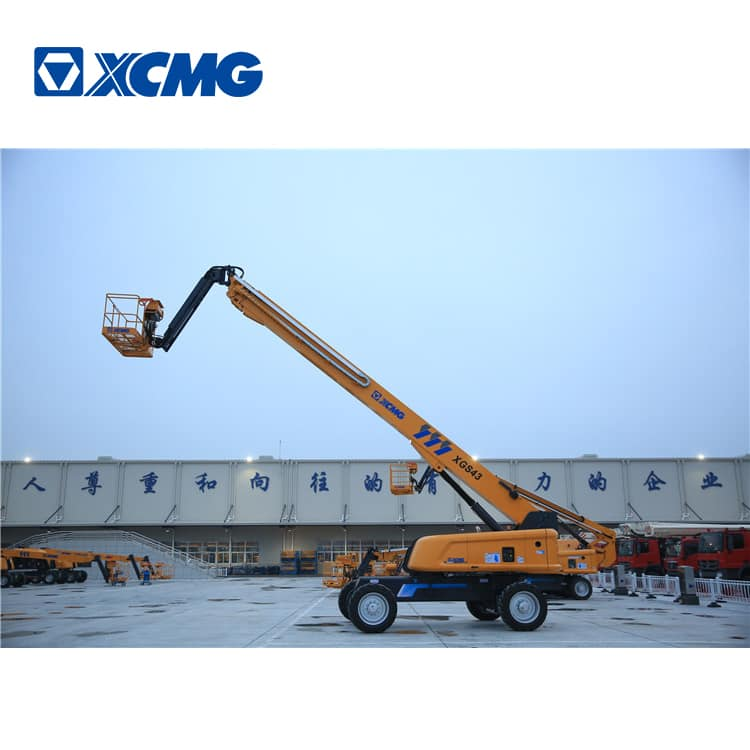 XCMG official 43m hydraulic manlift platform XGS43 price