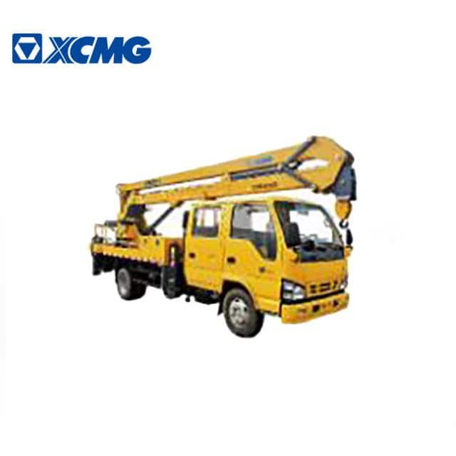XCMG new 18m hydraulic platform lift truck XGS5068JGKQ6 man lift platform truck for sale