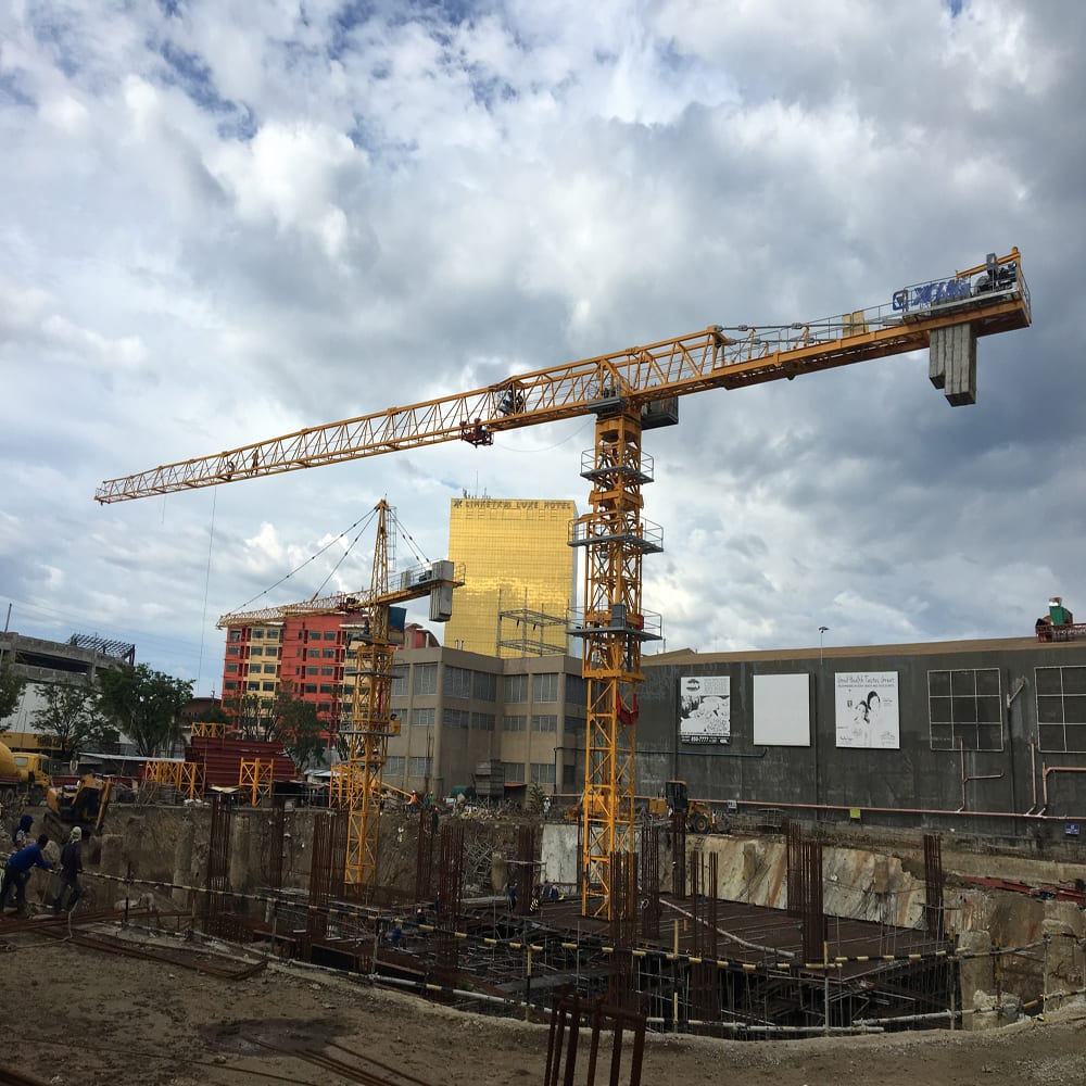 XCMG Official XGT8020-16 Tower Crane for sale